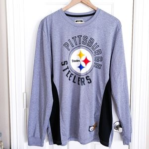 NFL Pittsburgh Steelers Long Sleeve Tshirt